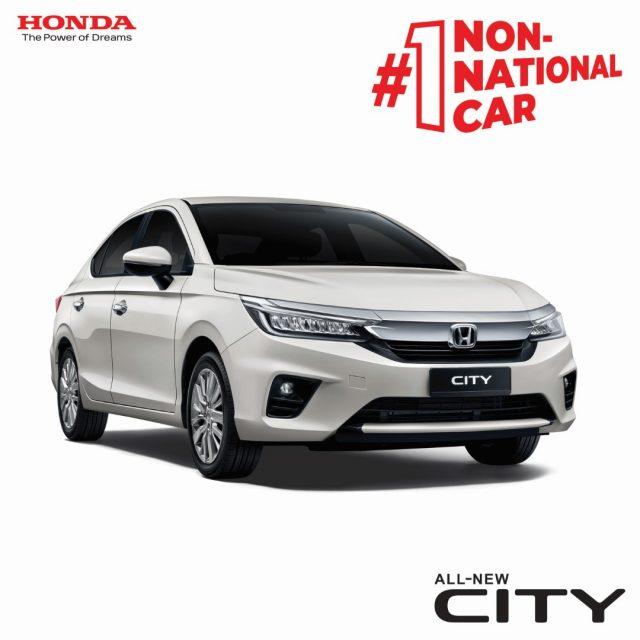Honda Sales 2020