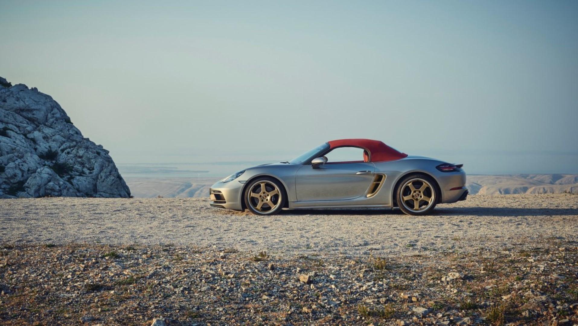 Porsche Boxster 25