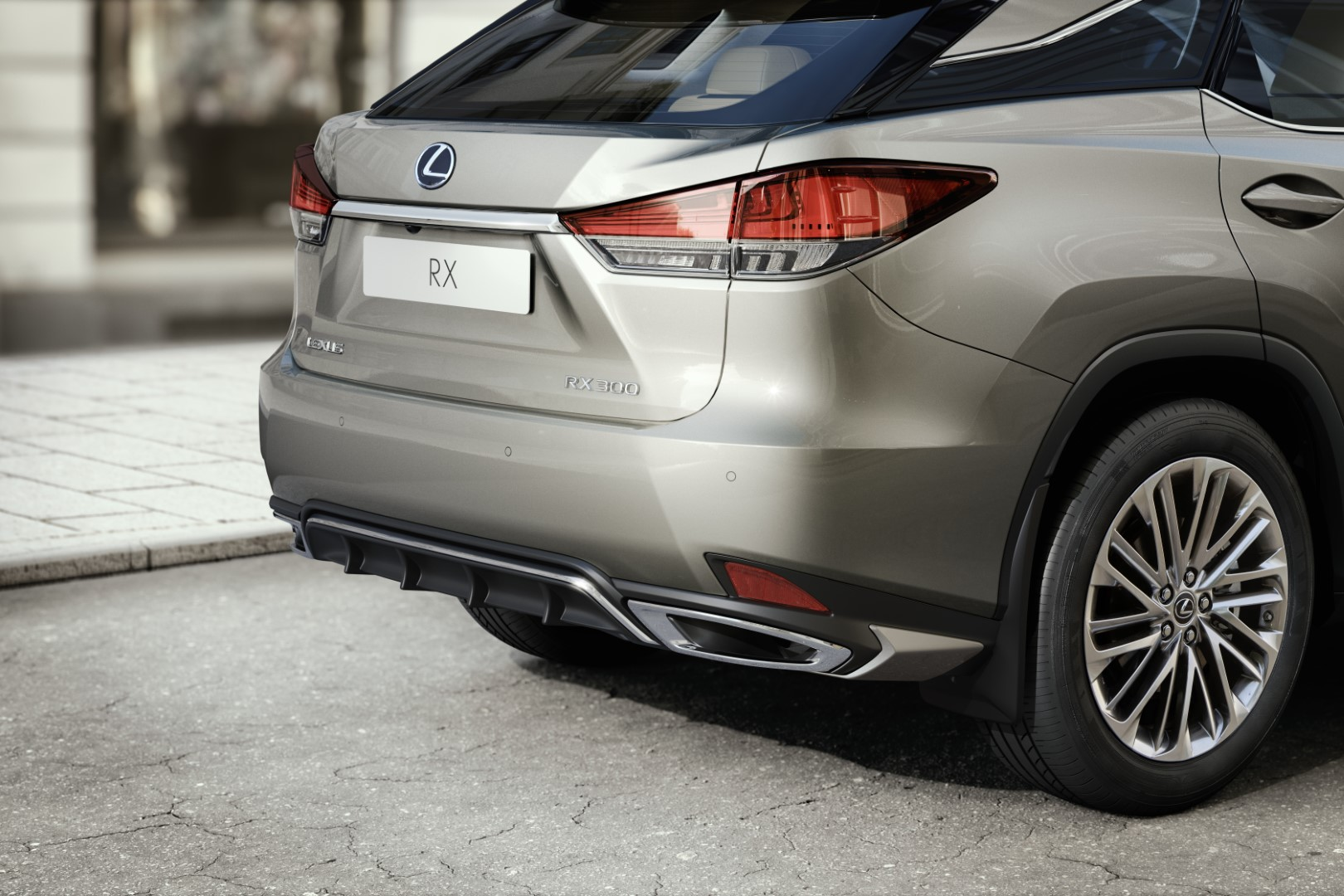 lexus rx 300 luxury special edition