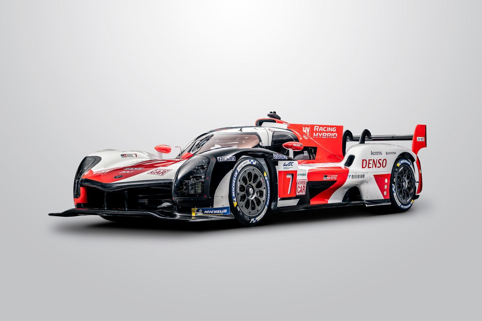 Toyota Gazoo Racing GR010 Hybrid