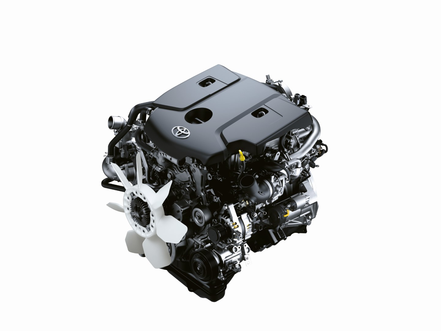 2021 Toyota Fortuner engine