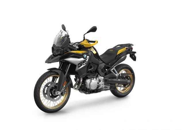 BMW F850 GS 40 Years