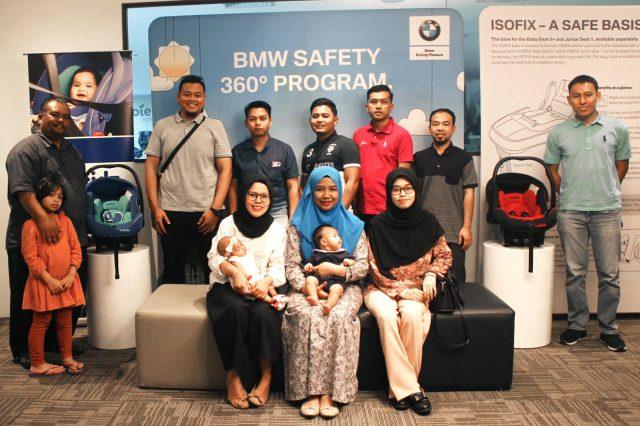 BMW Safety 360 Program