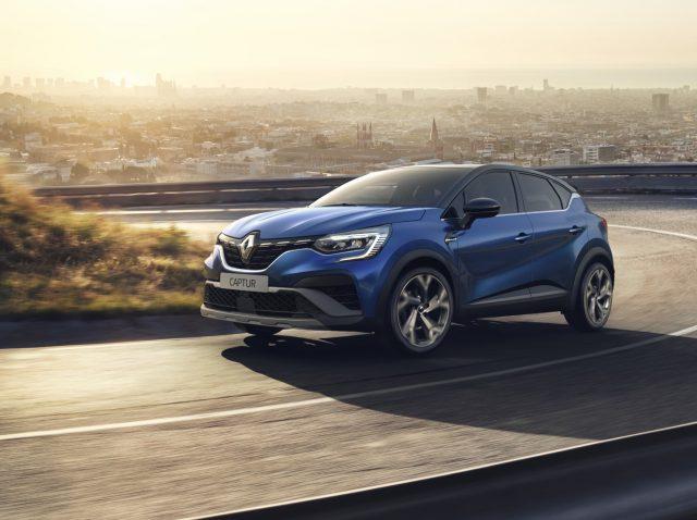 2021 Renault Captur R.S. Line