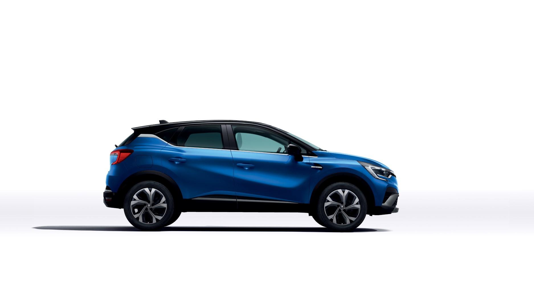 2021 Renault Captur R.S.Line