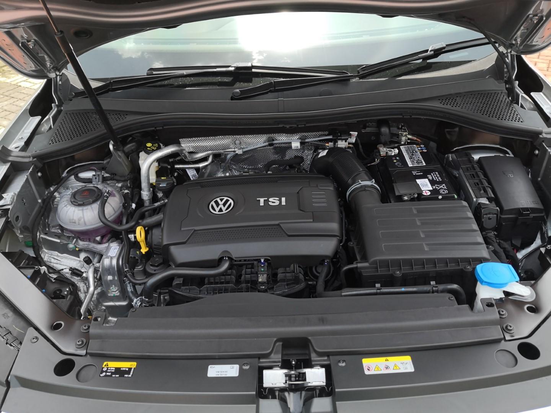 volkswagen tiguan allspace r-line engine
