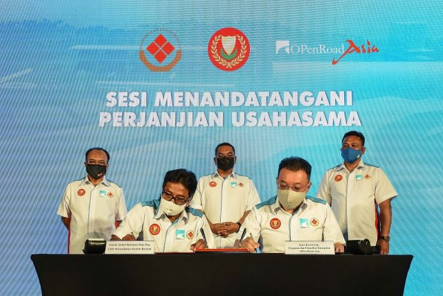 ORIC PKB Signing