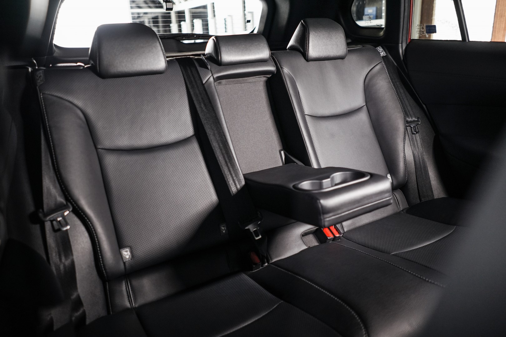 Toyota Corolla Cross back seat