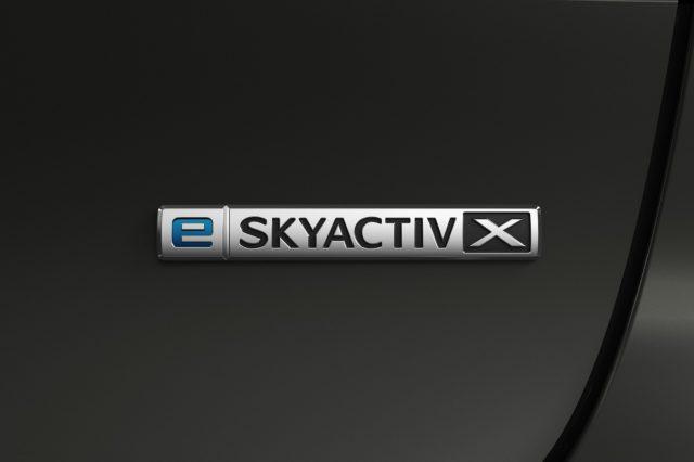 Mazda e-skyactiv x