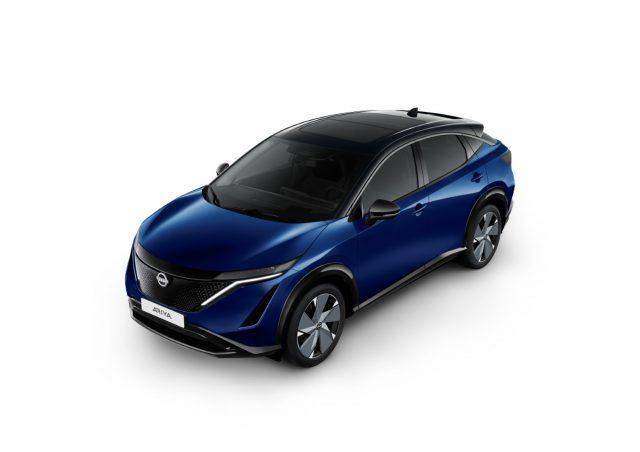Nissan Ariya Colour