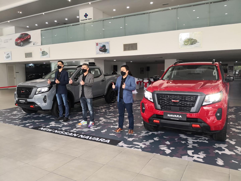 Nissan Navara Pro-4X launch