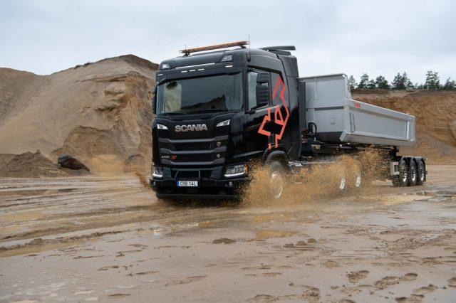 Scania Instalment Plan R&M7