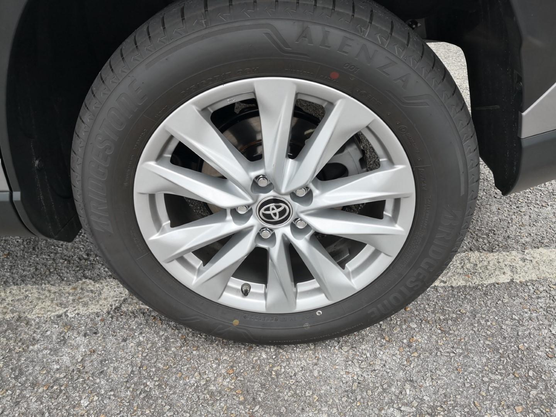 Toyota corolla cross rims