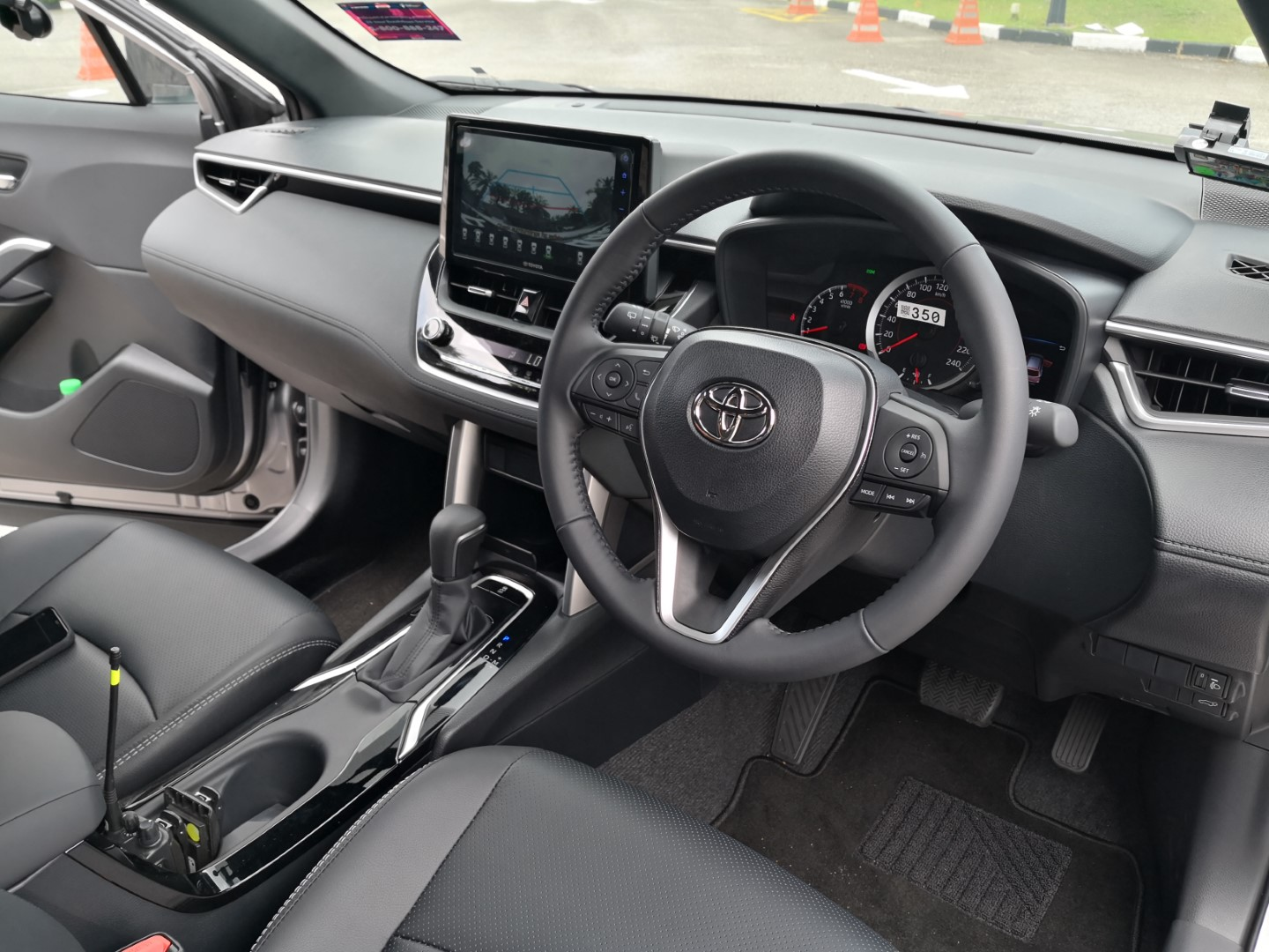 Toyota Corolla Cross Interior