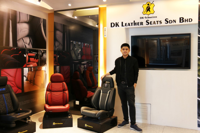 DK leather