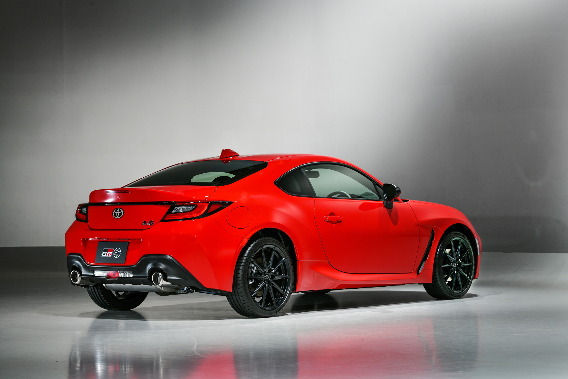 2021 Toyota GR 86 rear