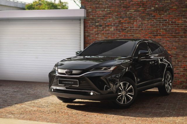2021 Toyota Harrier