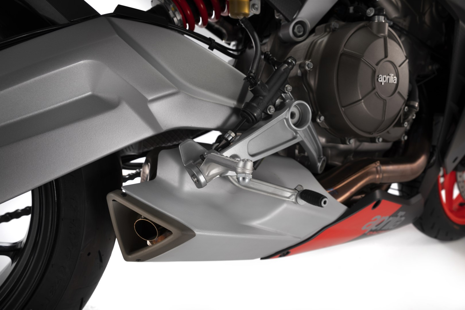 aprilia rs 660 exhaust