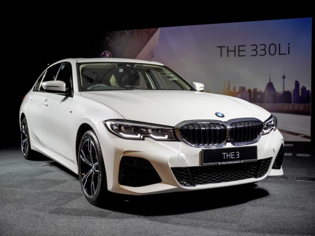 BMW 330Li M Sport