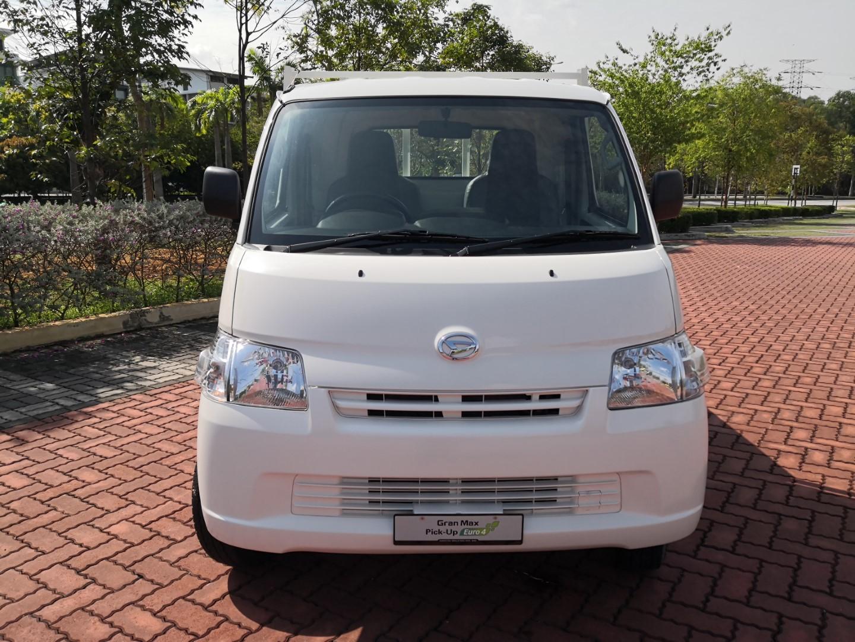 Daihatsu Gran Max Euro 4