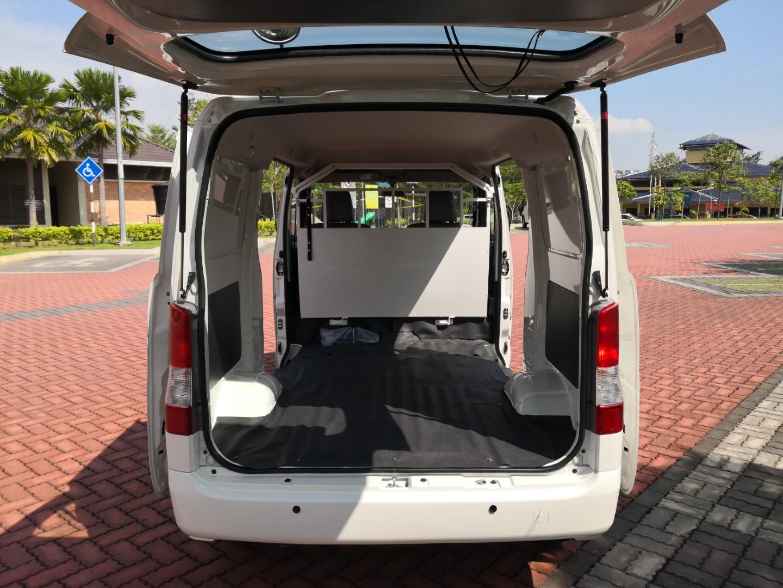 Daihatsu Gran Max Euro 4 van