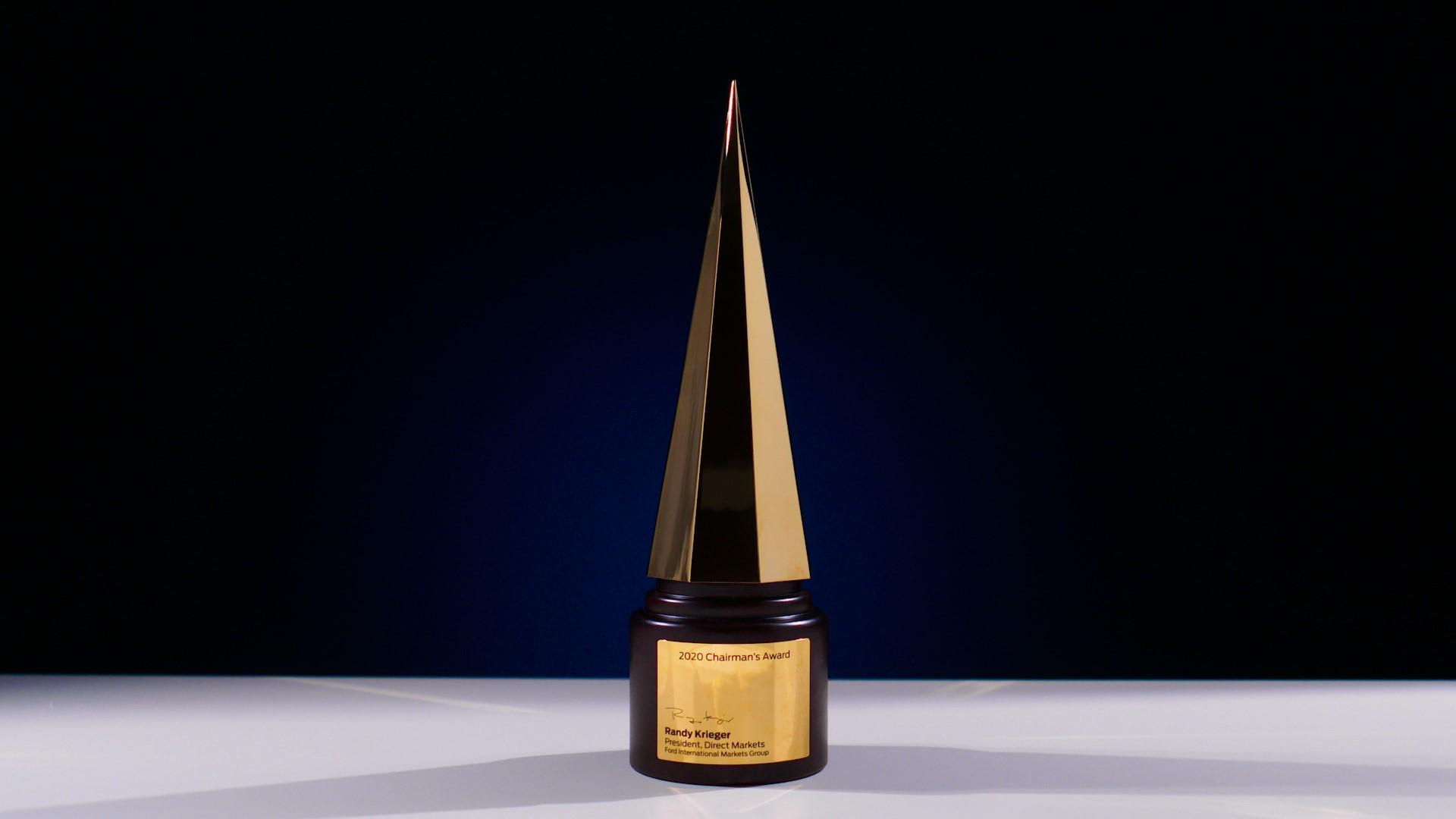 Ford Chairman Award