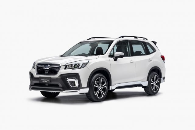 Forester GT Edition