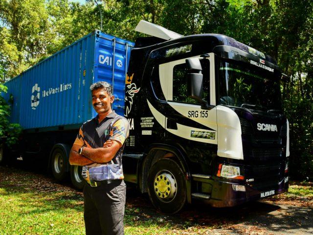 Scania SR Gemilang