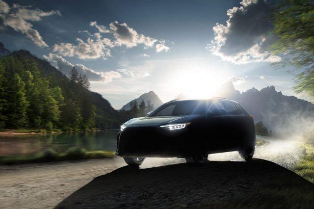 2022 Subaru Solterra