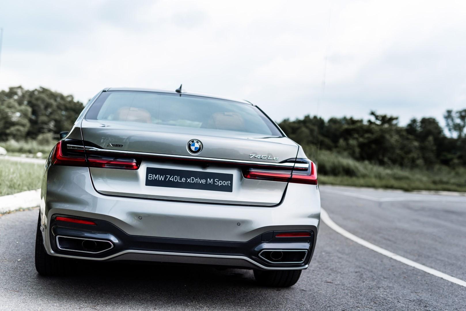 BMW 745Le xDrive M Sport