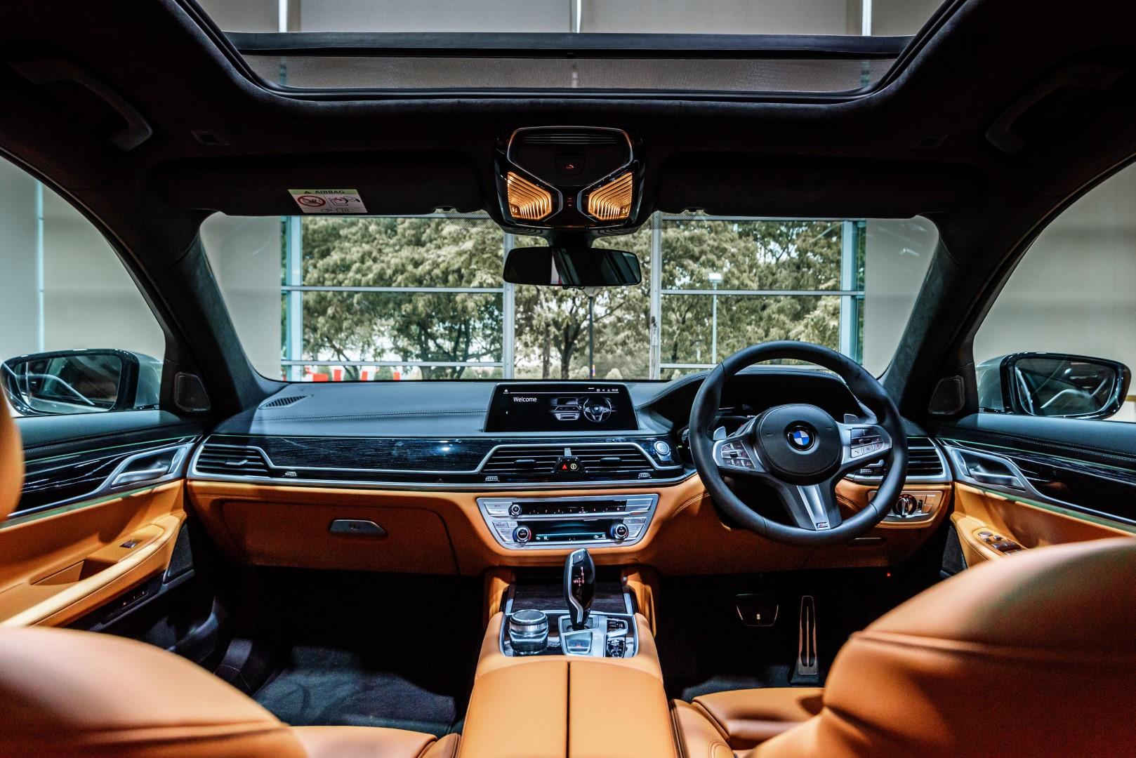 BMW 745Le M Sport xDrive