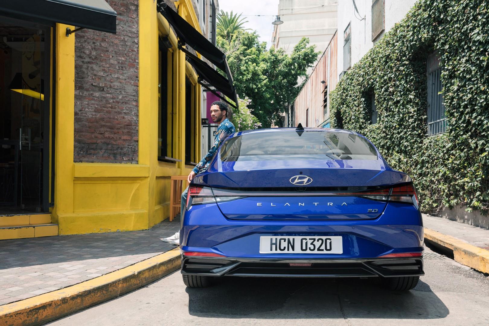 Hyundai Elantra Executive