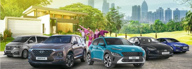 Hyundai Raya Promo