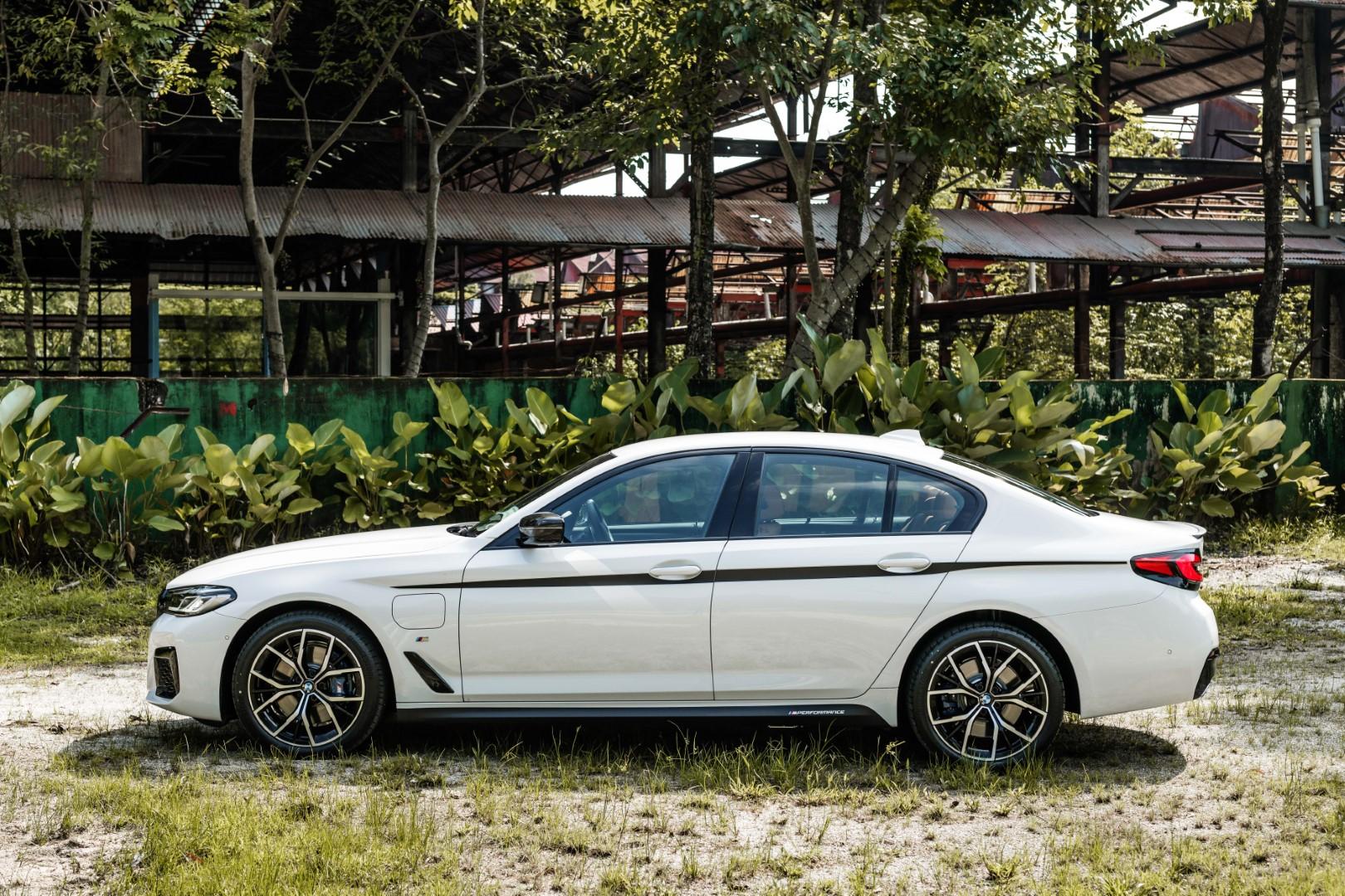 New BMW 5 Series 530e M Sport