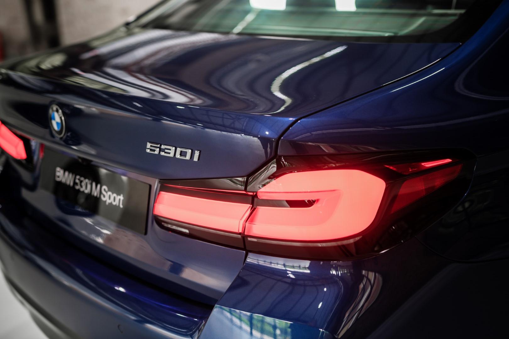 New BMW 5 Series 530i M sport