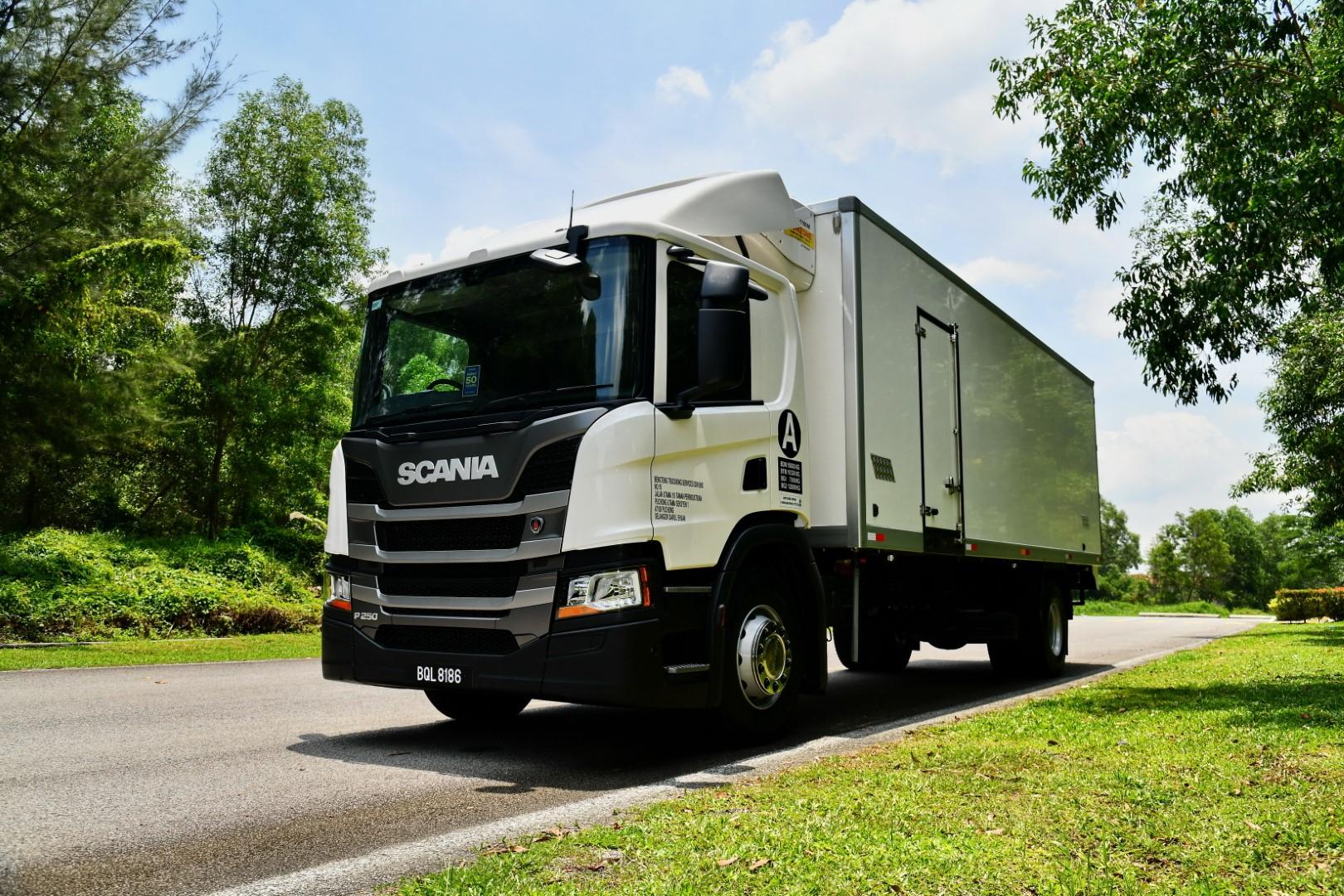 Scania Bengteng