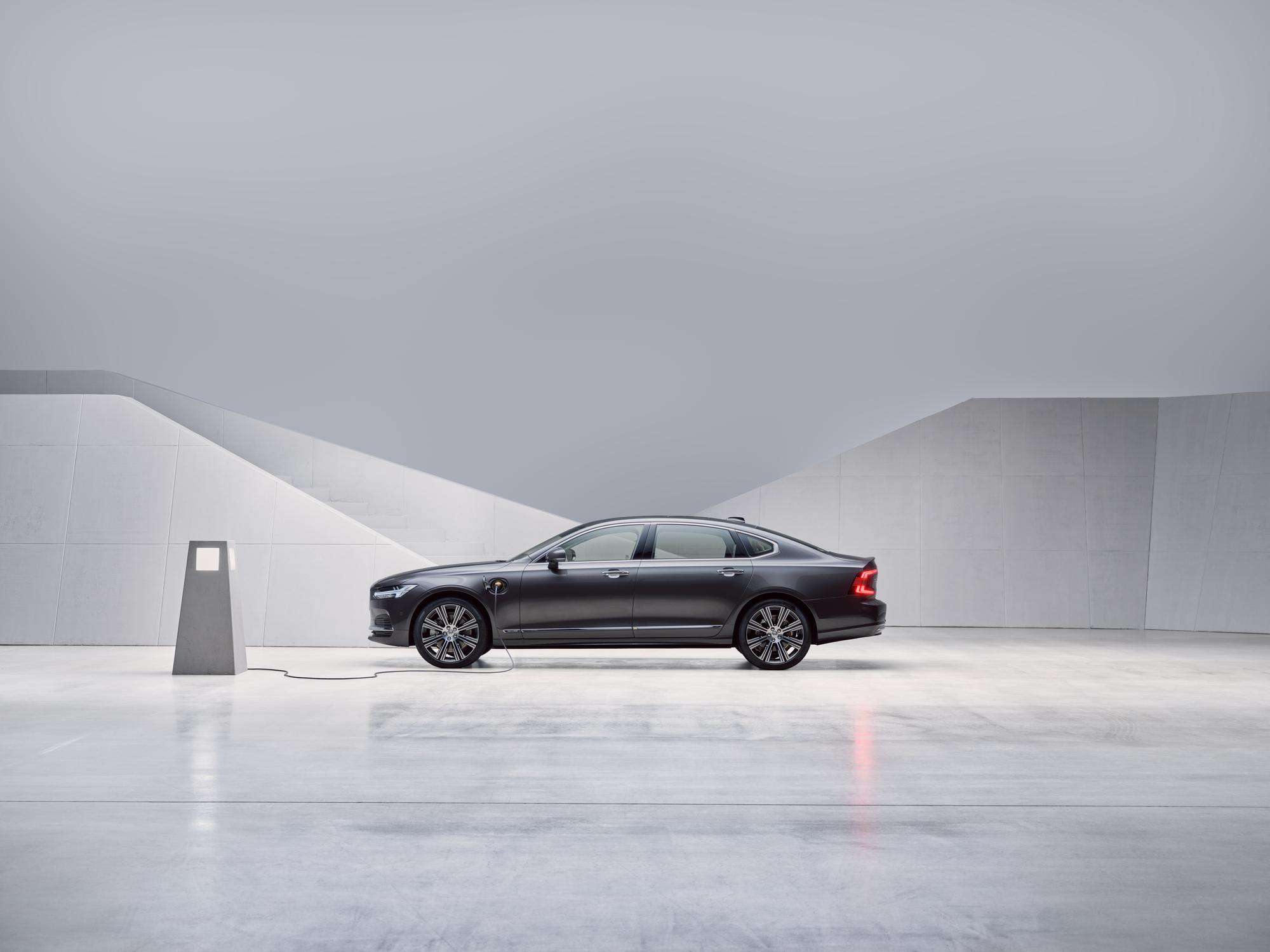 Volvo S90 T8 Recharge