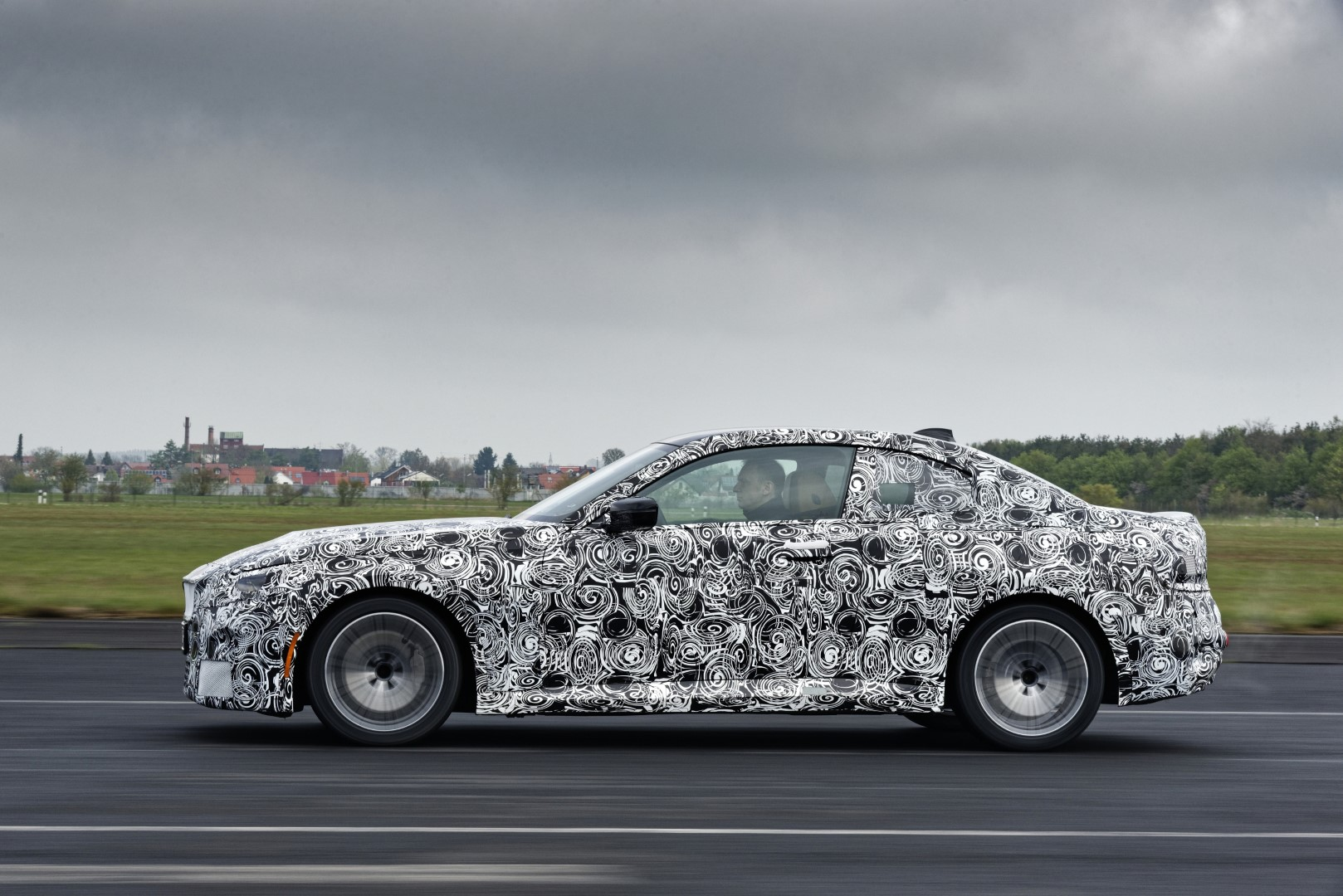 all-new bmw 2-series coupe