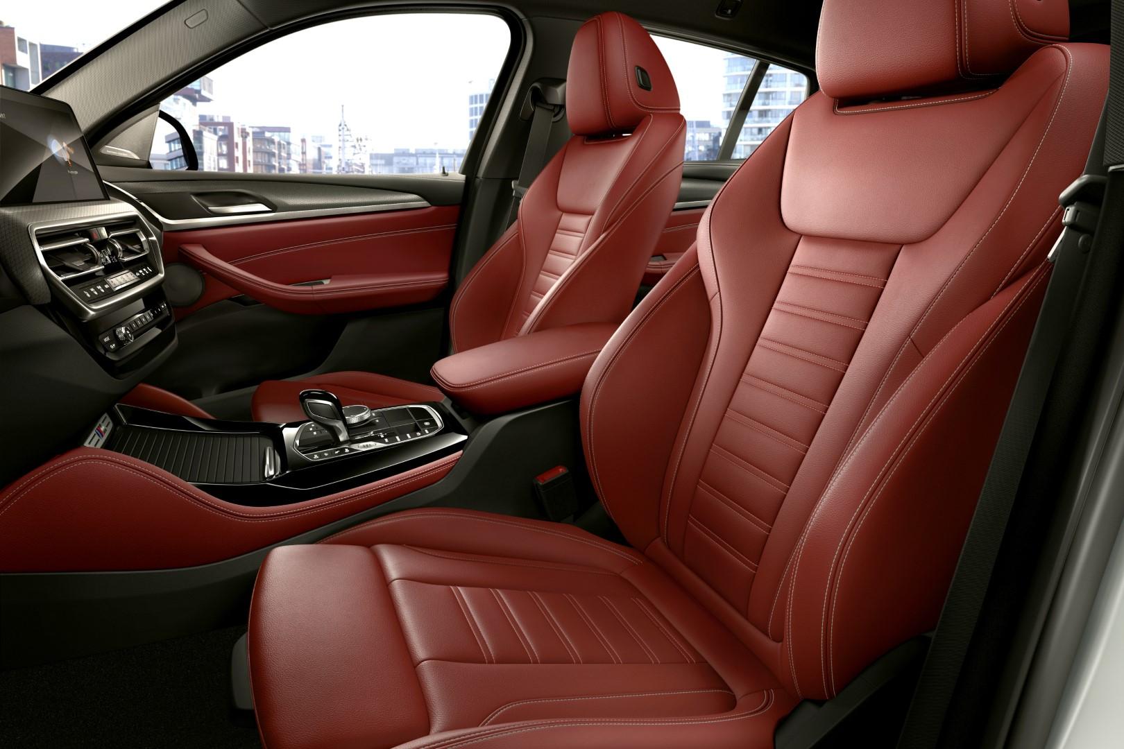 2021 BMW X4