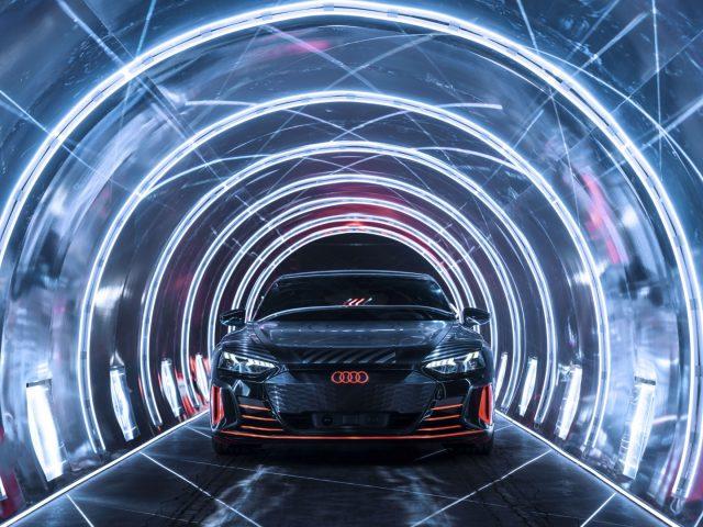 Audi e-tron gt hankook e-tyres