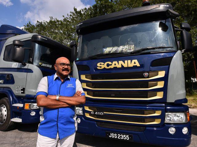 Scania Naidu