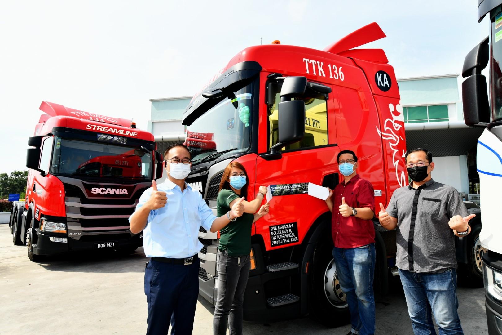 Scania TTK