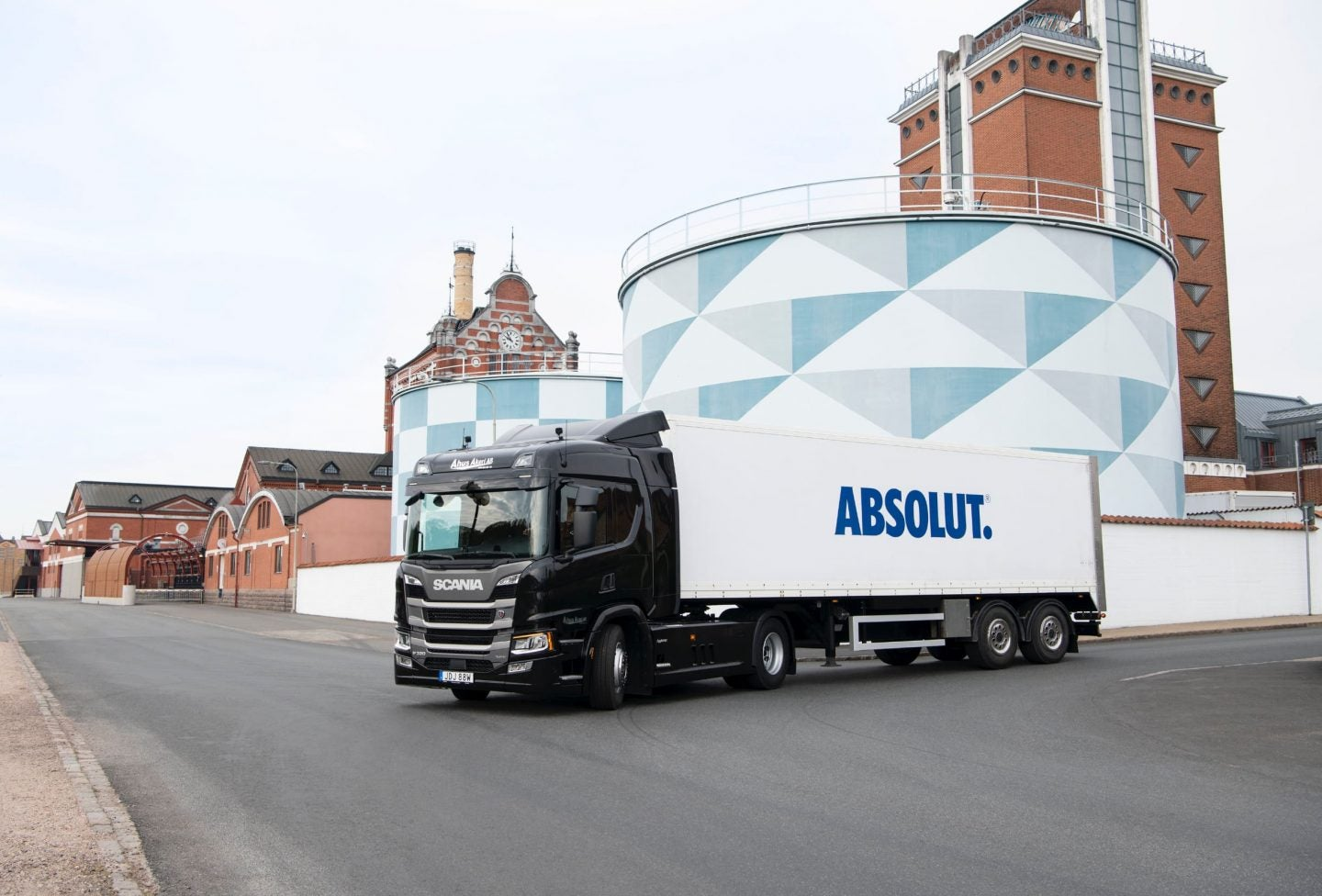 Absolut Scania