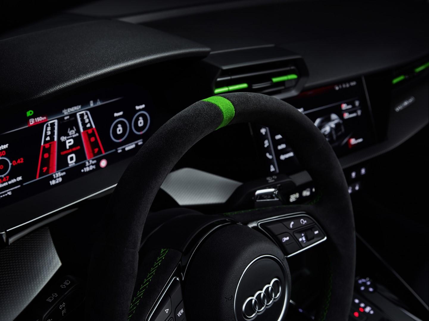 Audi RS3 detail