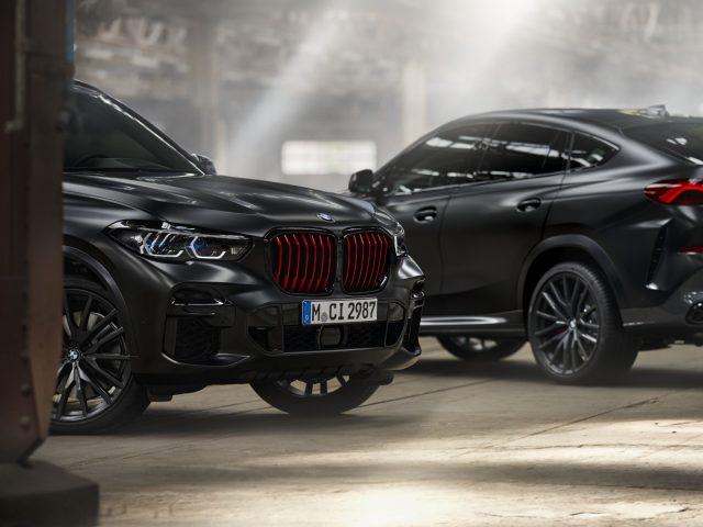 BMW Black Vermilion