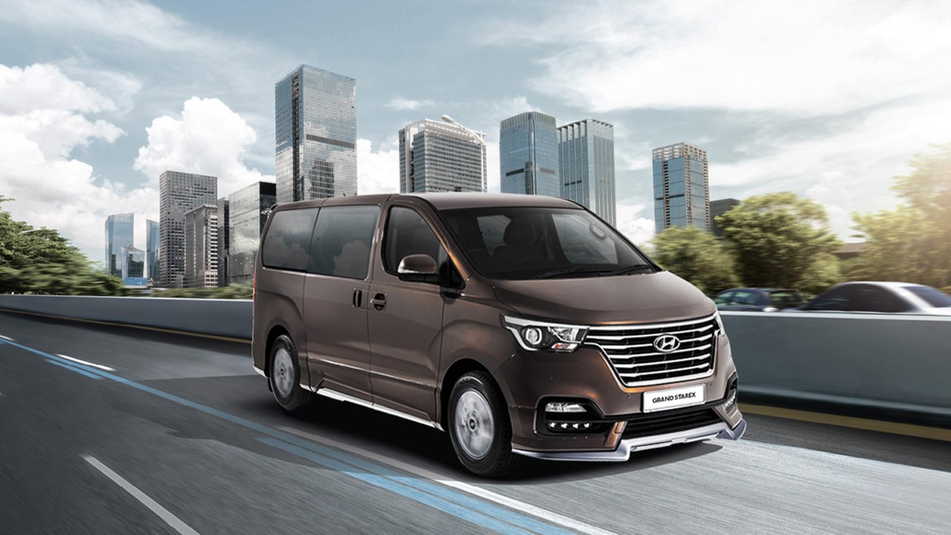 Hyundai Grand Starex Telematics