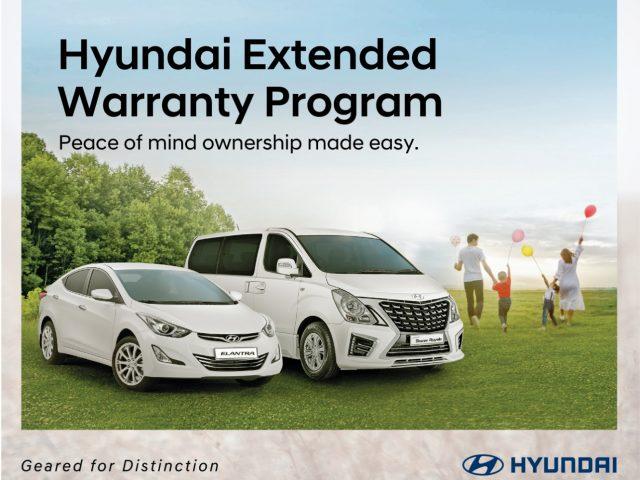 Hyundai Extended Warranty