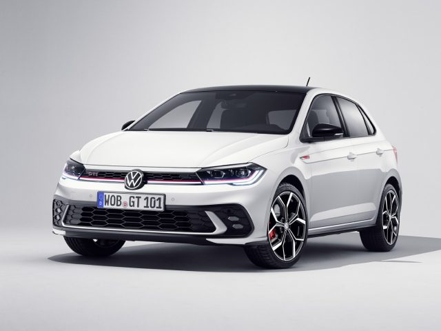 The new Volkswagen Polo GTI
