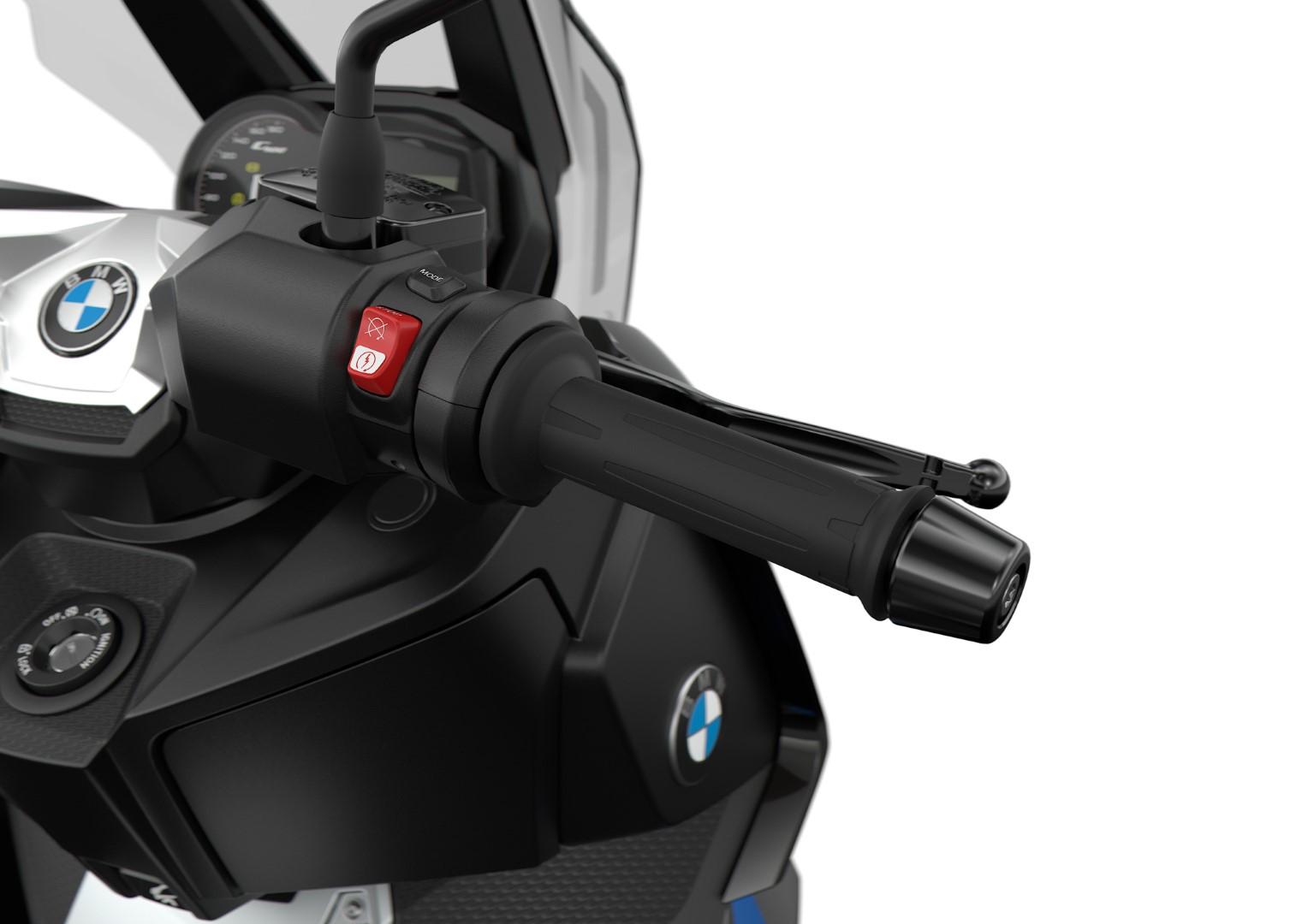 BMW C400 GT