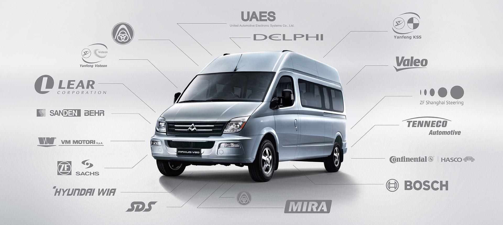 2021 Weststar Maxus V80 Window Van
